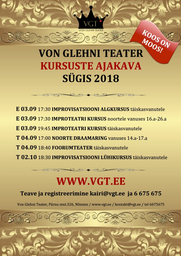 kursuste-plakat-uld2018